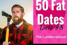 Plus Size Dating / Plus size dating quest to go on 50 fat dates in 12 months from the creator of Big Curvy Love.  / by BIG CURVY LOVE [Kelly Glover ]