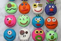 Little Monster Birthday Party / Birthday party inspiration for the adorable little monster in your life!