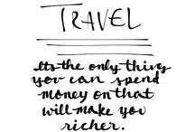 ♥ Travel