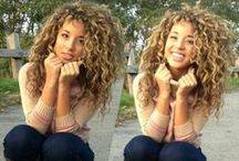 curly happy :)