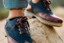 Gentlemen / Men's style