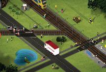 School: verkeer (digibord) / Educatieve materialen voor het digibord rond verkeersveiligheid.