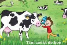 School: boerderij, zuivel, voeding / Boerderij, koeien, zuivel, kaas en voeding