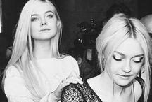 Dakota + Elle / by 👽Rainevdl
