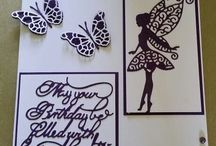 Handcrafted Cards / Handcrafted By Anita