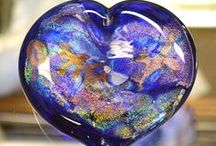 Trebolo Glass Studio @ Sand Master Park /  There's MORE to do at the world's first sandboard park. Create your own glass art and learn about this amazing art form at Sand Master Park.