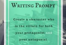 Writing / All things writing!  Prompts, quotes about it, hints...you name it!