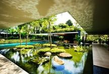 Gardens Of The World / This pinterest, aims to share the most sophisticated gardens around the world.