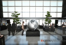 Infografías de Otros espacios / Infografías realizadas para proyectos de Otros espacios.