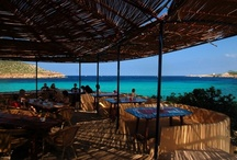 Great places to go in Ibiza / A selection of some of the best places to go to whilst in Ibiza!