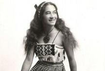 Beautiful Ancestors (Tupuna) / I love the old portraits of Māori ancestors