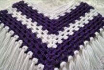 The Purple Poncho Designs / Crochet by Carolyn