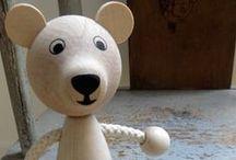 Jouets de bois / Notre sélection de beaux jouets