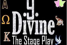 Divine-9 / Divine9 / by Marjorie Robinson