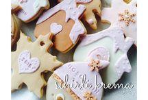 fondant cookies / Butik Kurabiye  Fondant Cookies