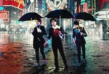 My Idols Jonas Brothers  / KEvin - Joseph - Nicholas