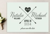 Wedding Invitations & Paper Details / Wedding paper details... wedding invitations, save the dates, thank you notes and more!