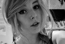 Tattoos/piercings / by elena pollock