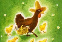Pâques / De jolies images, de bonnes idées créatives, des jeux...