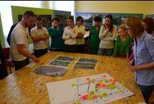 Workshops / Prace nad miastem, dialog społeczny, warsztaty i konsultacje...