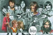 тhє βєa✞ ℓєs / The Beatles were an English rock band that formed in Liverpool, in 1960. With John Lennon, Paul McCartney, George Harrison, and Ringo Starr, they became widely regarded as the greatest and most influential act of the rock era.Rooted in skiffle and 1950s rock and roll, the Beatles later experimented with several genres, ranging from pop ballads to psychedelic and hard rock, often incorporating classical elements in innovative ways.  / by WᎥllᎥe Torres II