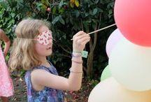 Jeux de kermesse / Des jeux pour une kermesse ou une fête d'enfants
