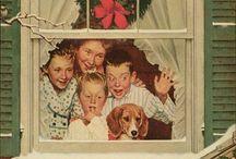 Season Christmas Vintage