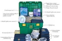 Emergency Kits / Bug Out Bags / When you need to evacuate or bug out - you need a bag you can just grab and run. And for your car, an emergency kit if you get stalled, stranded or lost.