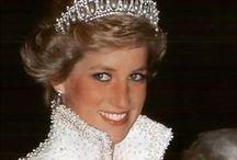 Princess Diana's Royal Duties.... / Princess Diana representing the British Monarchy... / by Kristine Morrow