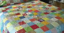 Quiltsy, BED Quilts from the Etsy Quiltsy Team / Quilts for beds - King, Queen, Double / Full, Twin
