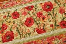 Quiltsy, Table Runners and Toppers from the Quiltsy Team on Etsy