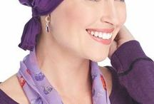 Head Scarves for Women / Gorgeous head scarves sized perfectly for tying on the head. For cancer, chemotherapy, modesty or fashion.