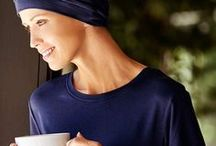 Comfy Sleep Caps for Women / Oh so soft sleeping cap for women. For hair loss, cancer, chemo or just keeping your head warm and cozy!
