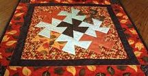 Quiltsy, Autumn Quilts and Decor from the Quiltsy Team on Etsy