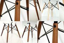 Design dingen om te weten / Meubeldesign / by Karen Van Vlaslaer