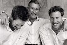 Prince Charles and his Sons..... / by Kristine Morrow