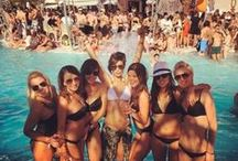 Your photographs at Ocean Beach 2014 / A collection of photographs taken at Ocean Beach Ibiza Summer 2014 by you!