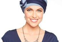 Stylish Outfits for Chemo & Hair Loss / Our headwear paired with our favorite accessories and outfits.