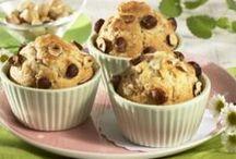 muffiny / drobné zákusky ve tvaru muffin