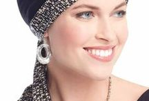 Pre-Tied Head Scarves for Women / Easy head scarves with elegant looks and absolutely no fuss!