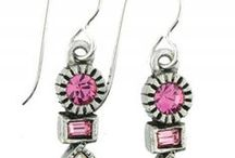 Awareness Jewelry / Join us in the fight against cancer by donning these cancer themed pieces of jewelry!