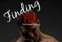 Finding You / Book 1 in the Finders Series, by me :)