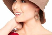 Summer Headwear & Sun Protection Hats for Cancer Patients / Hats, scarves and turbans that are lightweight and/or provide the perfect amount of shade for the hot summer months.
