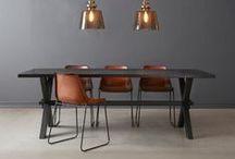 DIS Inredning + Kristensen / Et udvalg af vore populære møbler præsenteret af den svenske møbelkæde DIS Inredning.