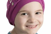 Cancer and Chemo Hats for Kids / Help your little one cope with hair loss in a fun and fashionable way with these adorable, total coverage, headcovers!