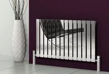 Stainless Steel Radiators / There are some fantastic stainless steel radiators available, which look and feel super luxurious. They also don't discolour, flake or go rusty. www.greatrads.co.uk