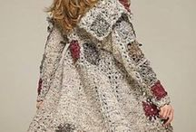 Crochet and Knitting / Things I want to do in winter