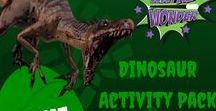 Dinosaurs from Wonder Kids, Great ideas for kids that love to Roar / roar! 5 great ideas for dinosaur fans from Wonder kids. Take a look at the ideas and let us know what you think