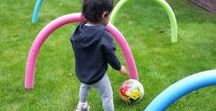 Summer Outdoor Fun from Wonder Kids / Only the best ideas for you to try with the kids outdoors in the lovely summer sun. - http://www.wayne-wonder.com/welcome/