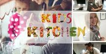 Kids Kitchen / Get the kids in the kitchen with these fun recipe ideas, Updated every week with loads more recipes.  Only from Wonder Kids.